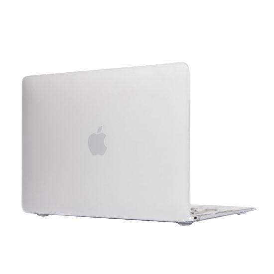 Mobigear Matte Case für MacBook 12 Zoll - Weiß