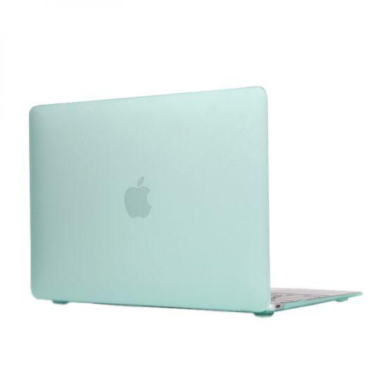 Mobigear Matte Case für MacBook 12 Zoll A1534 - Minze