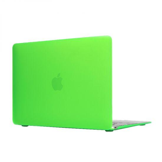 Mobigear Matte Case für MacBook 12 Zoll A1534 - Grün