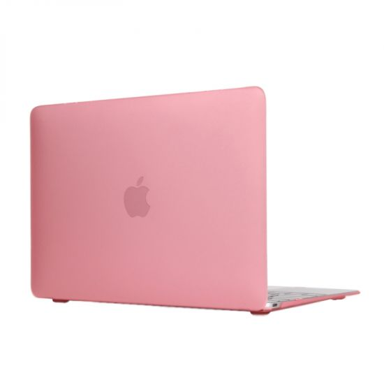 Mobigear Matte Case für MacBook 12 Zoll - Pink