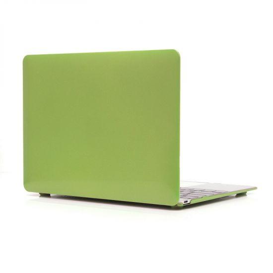 Mobigear Metallic Case für MacBook 12 Zoll - Grün