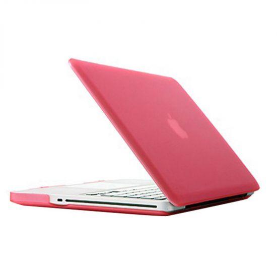 Mobigear Matte Case für MacBook Pro 13 Zoll - Pink
