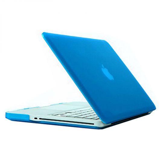 Mobigear Matte Case für MacBook Pro 15 Zoll A1286 - Blau