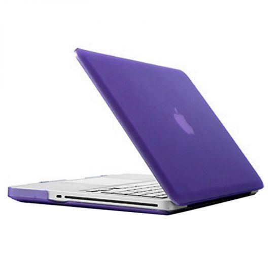 Mobigear Matte Case für MacBook Pro 15 Zoll - Lila