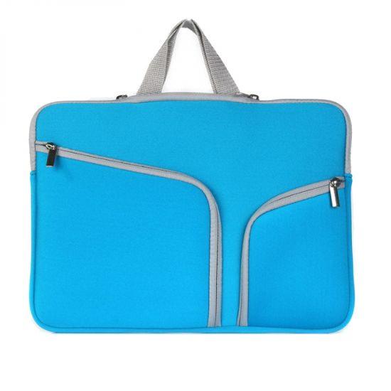 Mobigear Basic Neopren Laptoptasche Universal MacBook Air 11 Zoll A1370 / A1465 - Blau