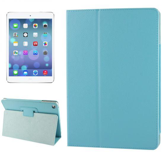 Mobigear Classic Klapphülle für iPad 6 (2018) / iPad 5 (2017) / iPad Air 1 (2013) - Blau