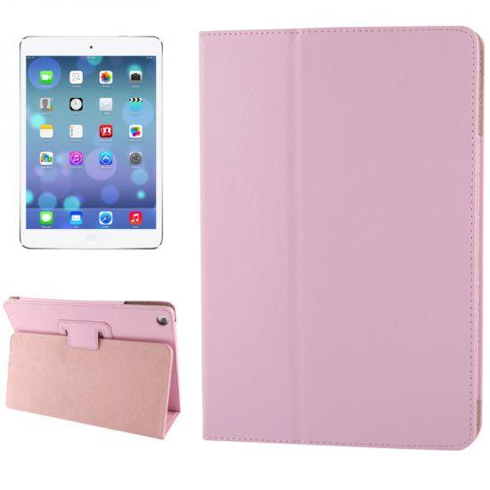 Mobigear Classic Klapphülle für iPad 6 (2018) / iPad 5 (2017) / iPad Air 1 (2013) - Pink