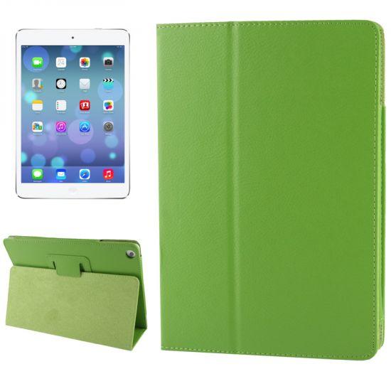 Mobigear Classic Klapphülle für iPad 6 (2018) / iPad 5 (2017) / iPad Air 1 (2013) - Grün