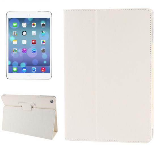Mobigear Classic Klapphülle für iPad 6 (2018) / iPad 5 (2017) / iPad Air 1 (2013) - Weiß