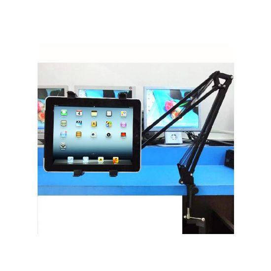 Mobigear Aluminum Arm Tablet Ständer Universal - Schwarz