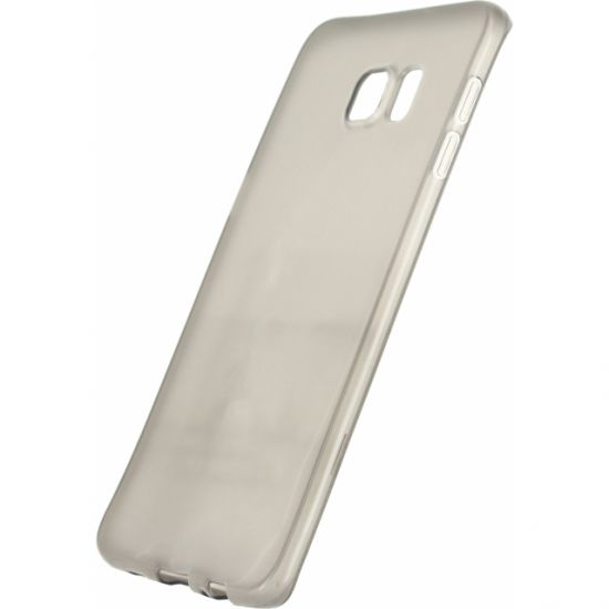 Mobilize Gelly TPU Backcover für Samsung Galaxy S6 Edge Plus - Smokey Gray