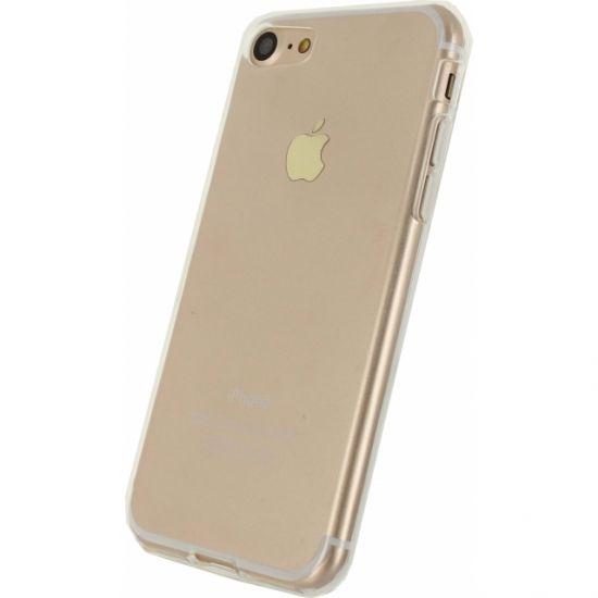 Mobilize Gelly TPU Backcover für iPhone SE (2020) / 8 / 7 - Transparent