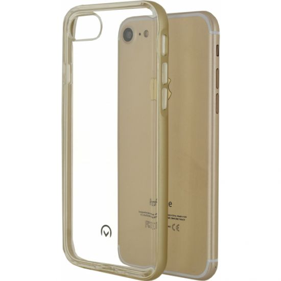 Mobilize Gelly Plus TPU Backcover für iPhone SE (2020) / 8 / 7 - Gold