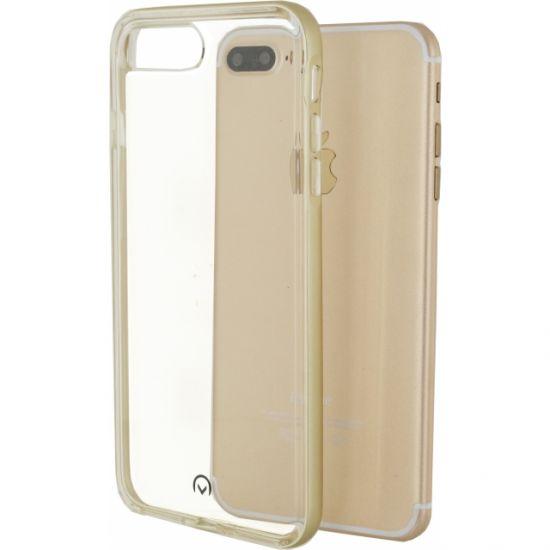 Mobilize Gelly Plus TPU Backcover für iPhone 8 Plus / 7 Plus - Gold