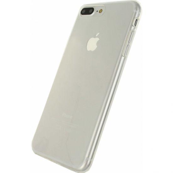Mobilize Gelly TPU Backcover für iPhone 8 Plus / 7 Plus - Transparent