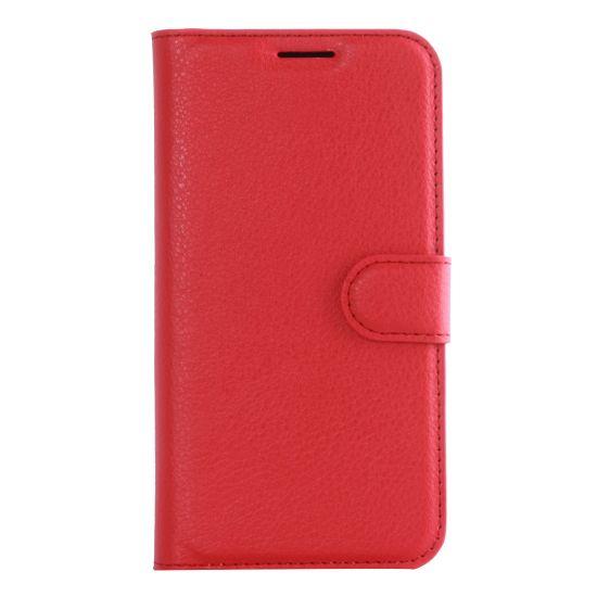 Mobigear Classic Klapphülle für Samsung Galaxy S7 - Rot