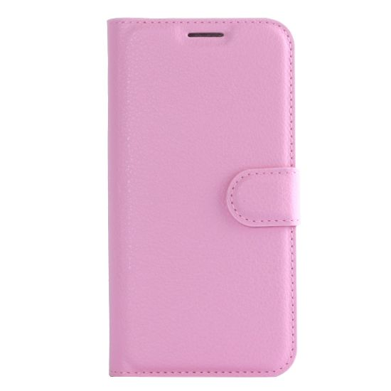 Mobigear Classic Klapphülle für Samsung Galaxy S7 - Pink