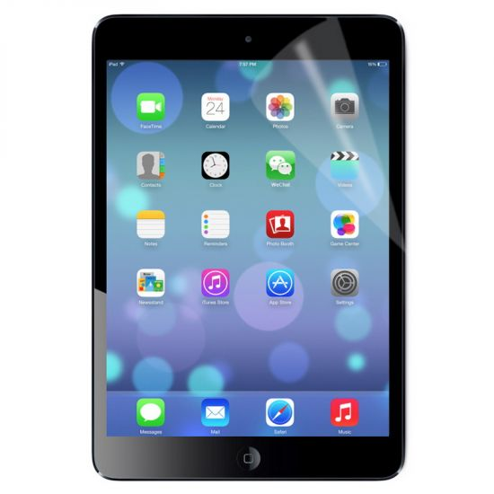Mobigear Schutzfolie Displayschutz für iPad 6 (2018) / iPad 5 (2017) / iPad Pro 9.7 (2016) / iPad Air 2 (2014) / iPad Air 1 (2013)