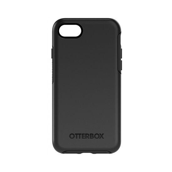 Otterbox Symmetry Hardcase Backcover für iPhone SE (2020) / 8 / 7 - Schwarz