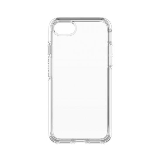 Otterbox Symmetry Clear Hardcase Backcover für iPhone SE (2020) / 8 / 7 - Transparent