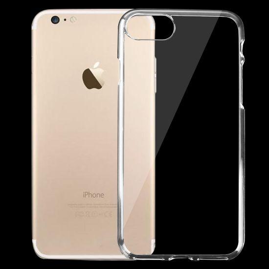 Mobigear Ultra Thin TPU Backcover für iPhone SE (2020) / 8 / 7 - Transparent