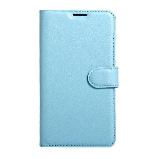Mobigear Classic Klapphülle für iPhone 8 Plus / 7 Plus - Blau
