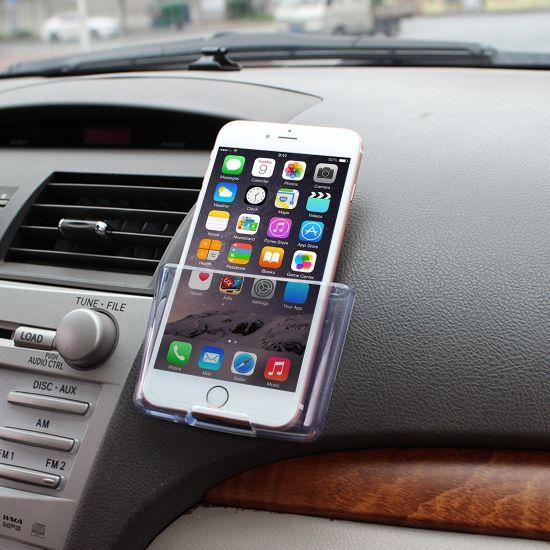 Mobigear Dashboard Autohalterung Universal - Transparent