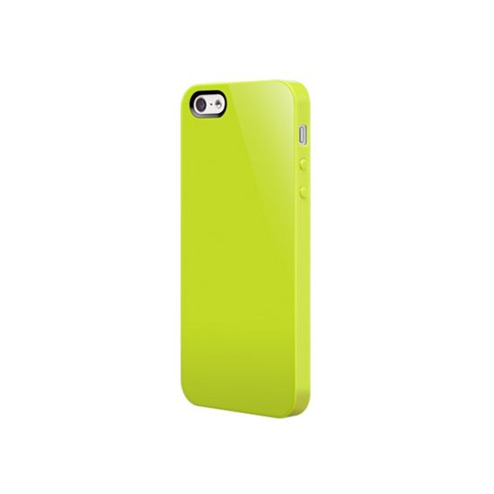 SwitchEasy Nude Hardcase Backcover für iPhone SE (2016) / 5S / 5 - Lime