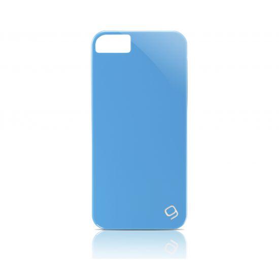Gear4 Pop Glossy Hardcase Backcover für iPhone SE (2016) / 5S / 5 - Blau