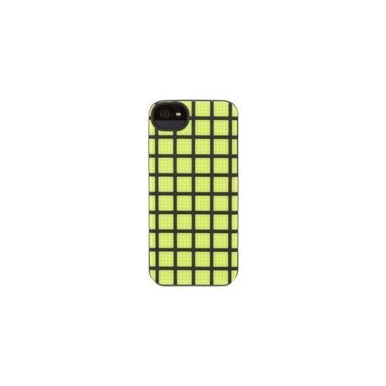 Griffin MeshUps Hardcase Backcover für iPhone SE (2016) / 5S / 5 - Grün
