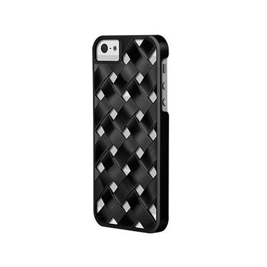 X-Doria Engage Form Hardcase Backcover für iPhone SE (2016) / 5S / 5 - Schwarz