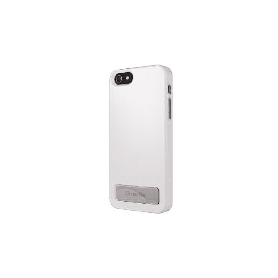 XtremeMac Microshield Hardcase Backcover für iPhone SE (2016) / 5S / 5 - Weiß