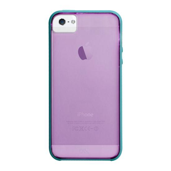 Case Mate Haze Hardcase Backcover für iPhone SE (2016) / 5S / 5 - Lila