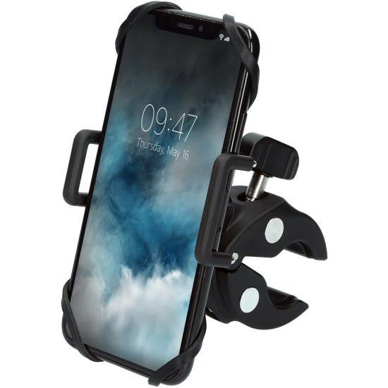 Mobiparts Fahrradhalterung Universal - Schwarz