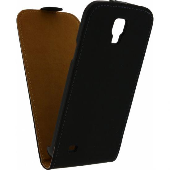 Mobilize Ultra Slim Flipcase für Samsung Galaxy S4 Active - Schwarz
