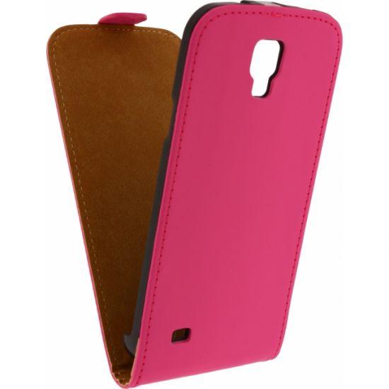 Mobilize Ultra Slim Flipcase für Samsung Galaxy S4 Active - Pink