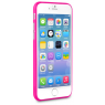 Puro UltraSlim TPU Backcover für iPhone 6(s) Plus - Pink