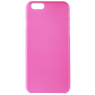 Xqisit iPlate Hardcase Backcover für iPhone 6(s) - Pink