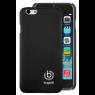 Bugatti ClipOn Hardcase Backcover für iPhone 6(s) Plus - Schwarz
