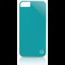 Gear4 Pop Glossy Hardcase Backcover für iPhone SE (2016) / 5S / 5 - Türkis