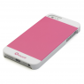 Muvit Colorful Hardcase Backcover für iPhone SE (2016) / 5S / 5 - Pink