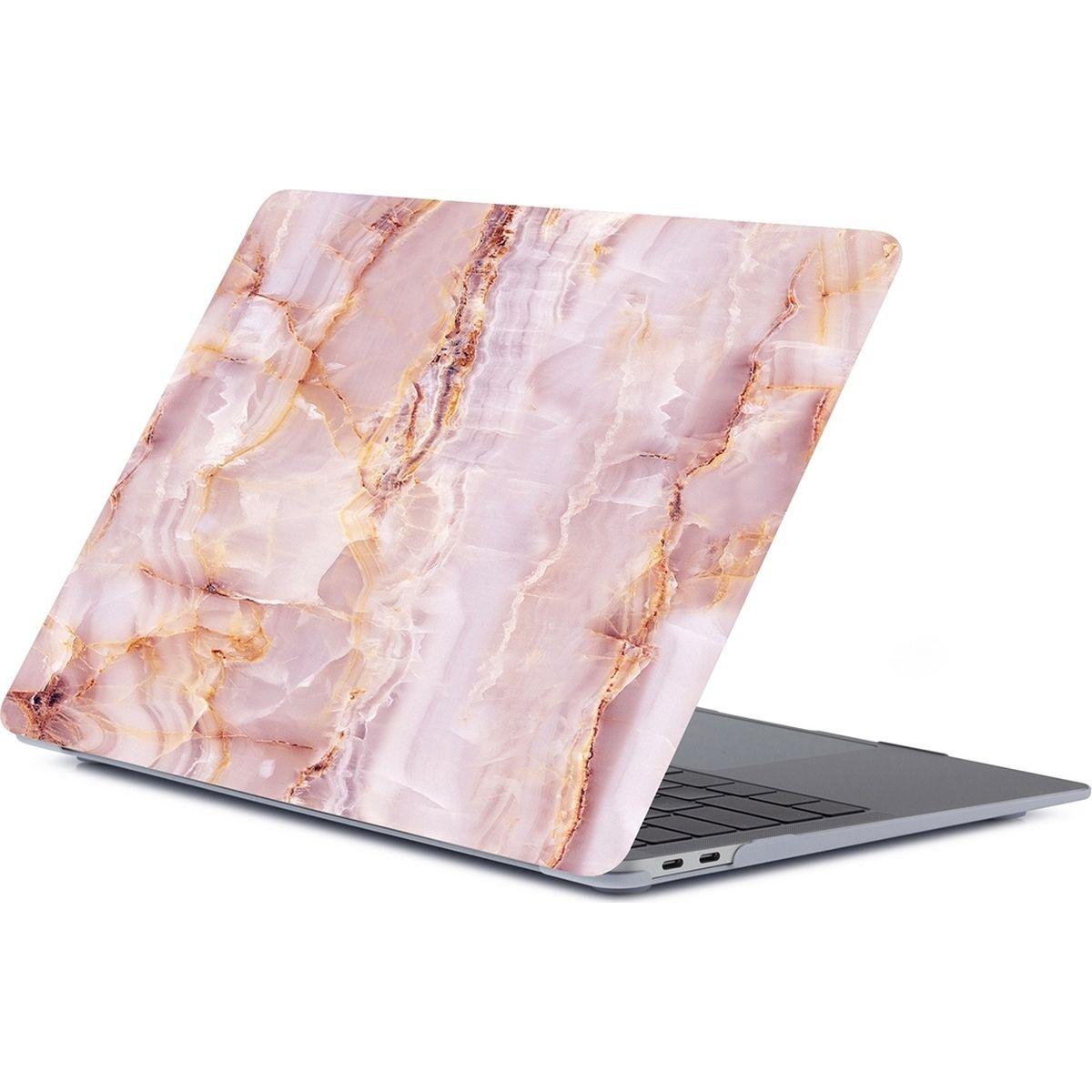 Mobigear Marmor Case für MacBook Air 13 Zoll - Pink 578773 -  huellendirekt.de