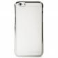 Tucano Elektro Snap Case Silber / Transparent für Apple iPhone 6 Plus / 6s Plus