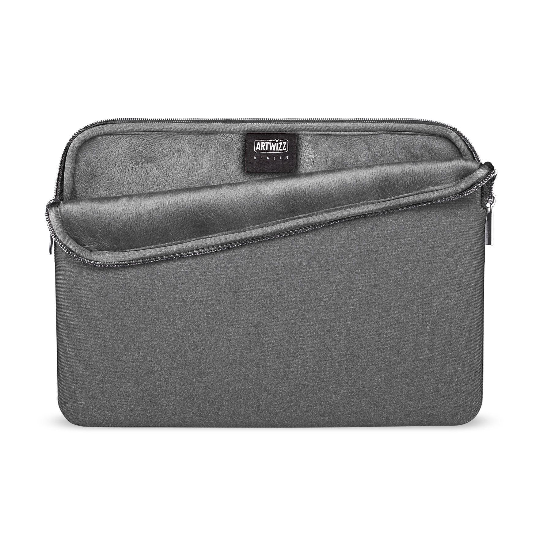Artwizz Neopren Sleeve für MacBook Pro 15 Zoll - Titan 544809 -  huellendirekt.de
